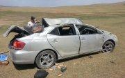 Зам тээврийн ослын улмаас нэг хүүхэд амиа алджээ