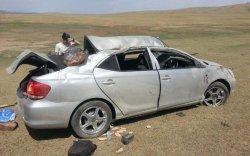 Зам тээврийн ноцтой осол гарч, дөрвөн хүний амь хохирчээ