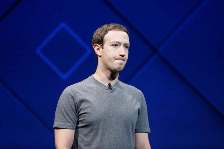 Цукерберг итгэл эвдсэнээ хүлээжээ