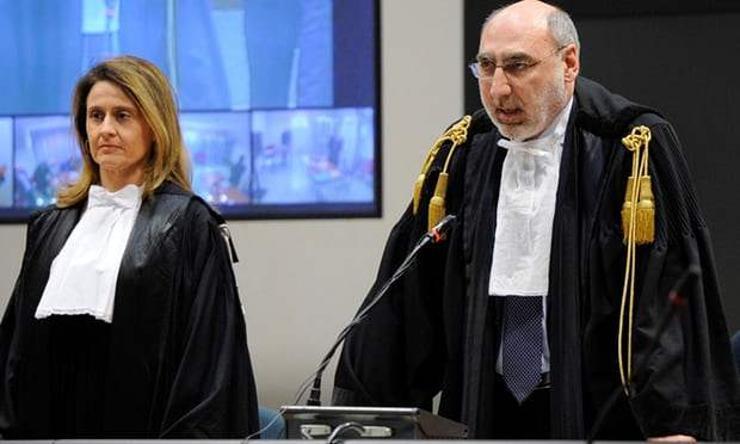 Италийн шүүх мафитай холбоотой өндөр албан тушаалтнуудад ял оноов