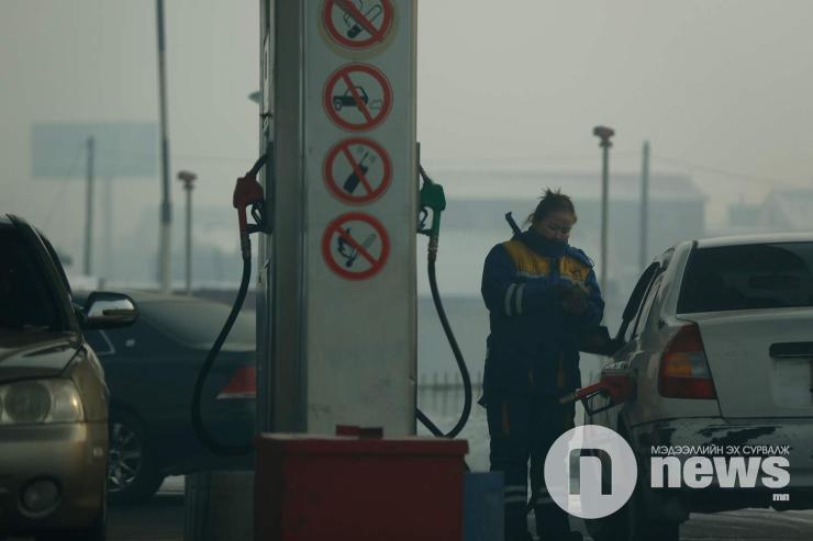 Дизель түлш 2010 төгрөгийн үнэтэй байна
