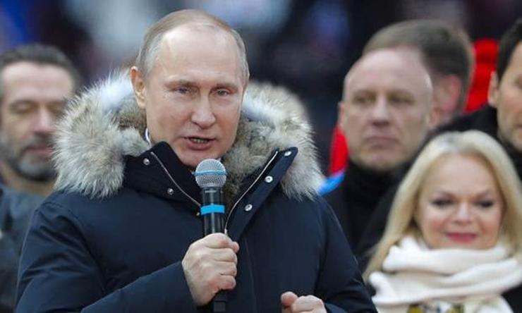 Путин 13 иргэнээ АНУ-ын талд хэзээ ч өгөхгүй гэв