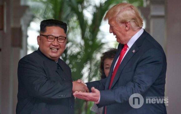 Трамп, Ким нарын хоёр дахь уулзалт ирэх сард болно