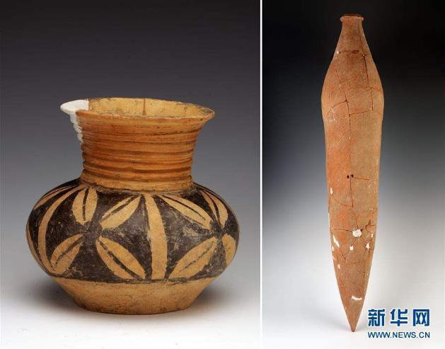 2017 оны Хятадын 10 том археологийн олдворыг зарлалаа