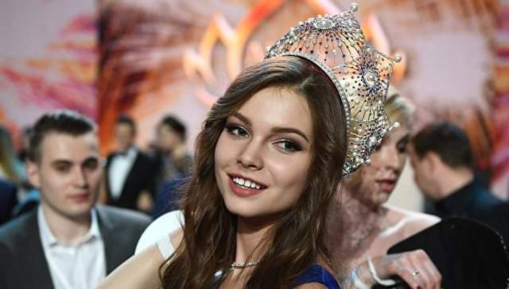 Оросын гоо бүсгүйгээр Юлия Полячихина тодорлоо