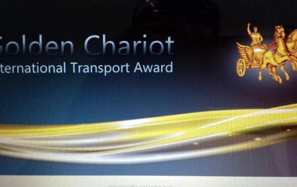 """""""УБТЗ"""" ХНН олон улсын тээврийн салбарын нэр хүндтэй """"Алтан сүйх тэрэг"""" шагналын эзнээр тодорлоо"""