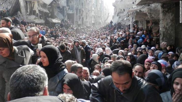 Сирид 400 мянган хүн амь үрэгджээ