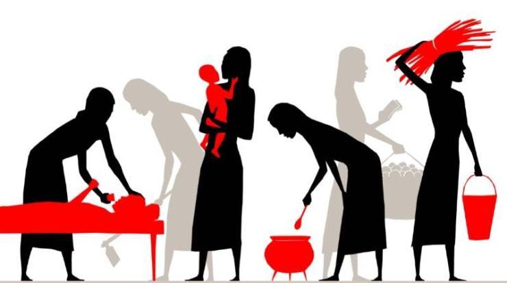 Ажилгүй олон эмэгтэй санхүүгийн болон сэтгэл зүйн дарамттай байдаг
