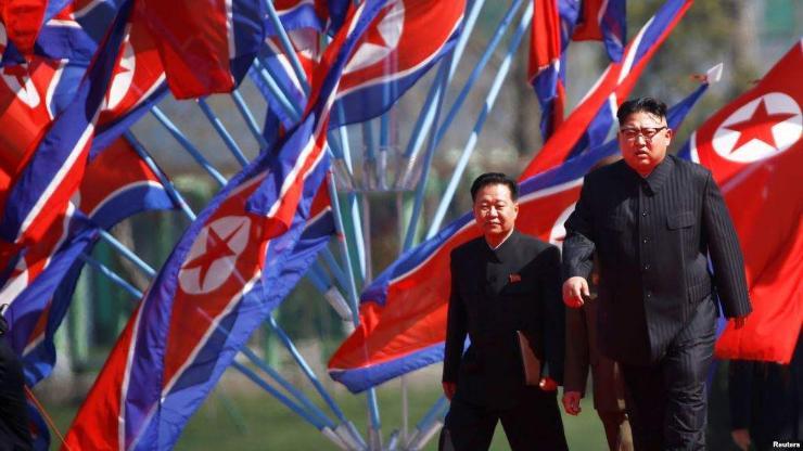 АНУ Пхеньяны албаныхан нууцаар уулзжээ
