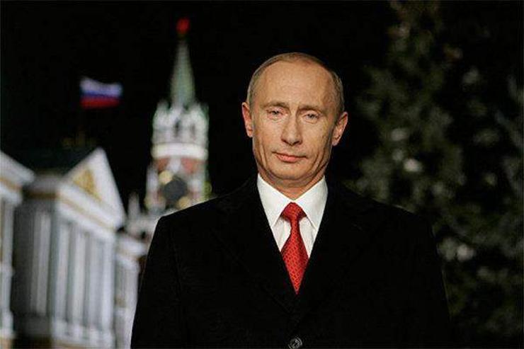 Ерөнхийлөгч Путин ард түмэндээ мэндчилгээ дэвшүүллээ
