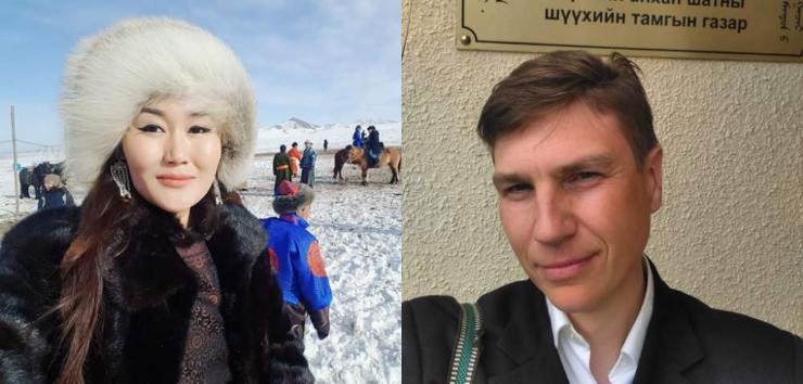 Тэмээчин Н.Байгалмаа Рой Страйдерийг шүүхэд ялжээ