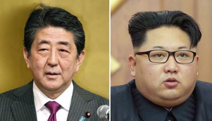 Япон Хойд Солонгостой яриа хэлэлцээ хийх хүсэлтэй гэв
