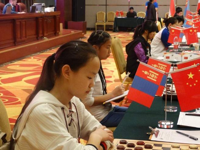Монголын даамчид тивийн АШТ-д өндөр амжилт үзүүлэв