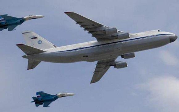 ОХУ: Шинэ загварын тээврийн онгоц үйлдвэрлэнэ