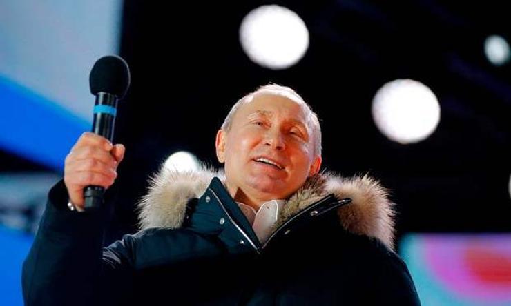Путинд сонгууль бол сахлаа хусахтай адил амархан гэв