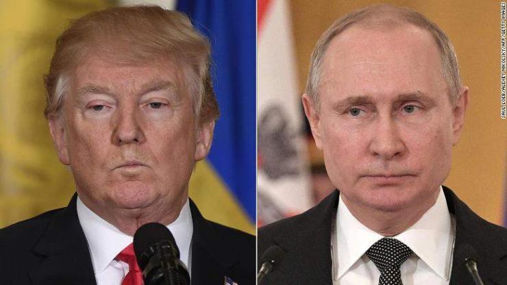 Путин ойрын хугацаанд Цагаан ордонд зочилно