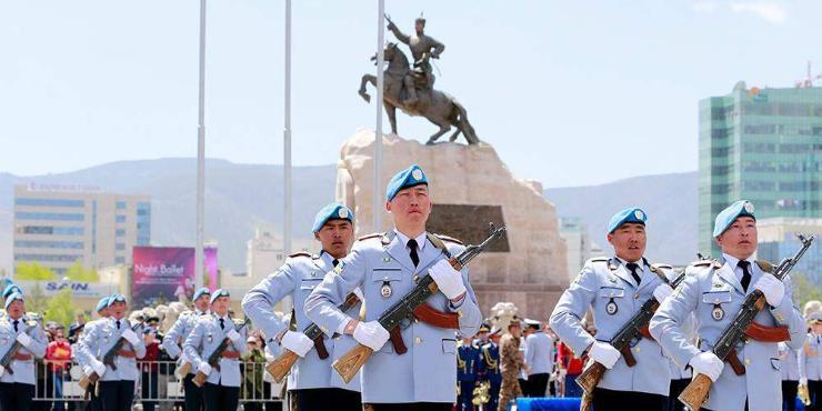 Монгол эрчүүдийн дундаж наслалт 66