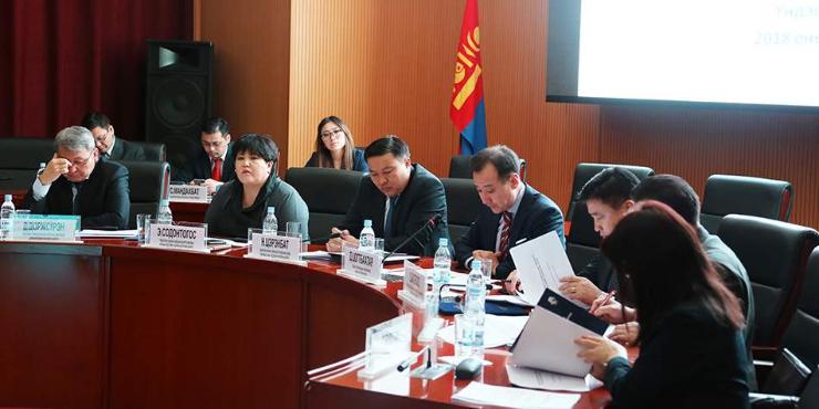 МСК-аас Монголд хэрэгжүүлэх 2 дахь компакт гэрээ усны салбарт хэрэгжинэ