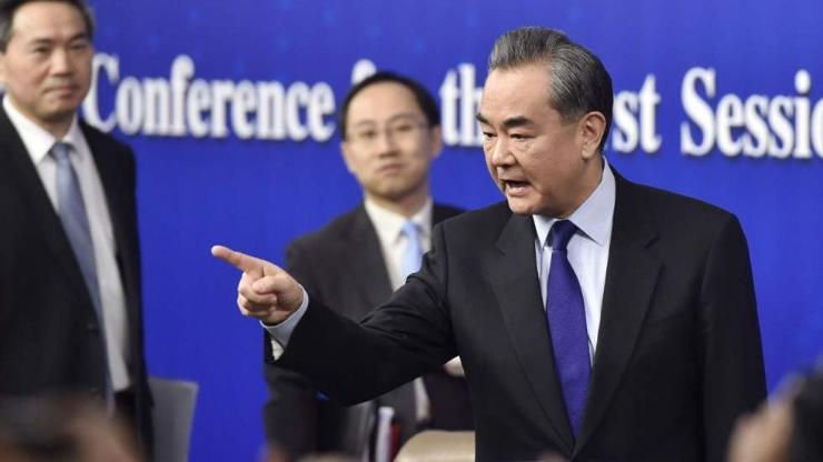 Хятадын Гадаад харилцааны сайд Төрийн зөвлөхөөр томилогджээ