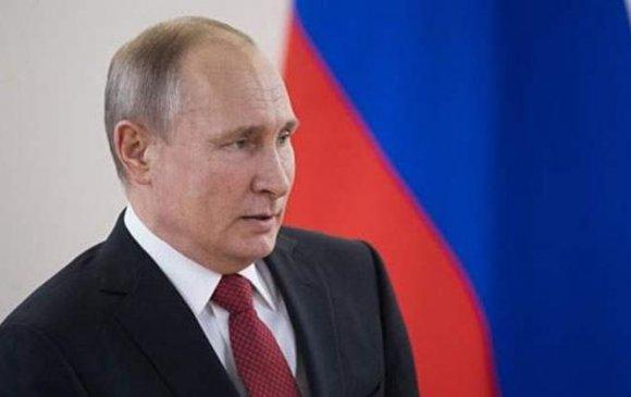 Владимир Путины рейтинг өндөр байна