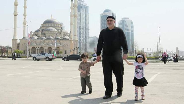 Чеченийн хүүхдүүд хамгийн эрүүл