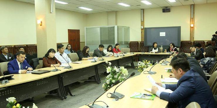 """""""Улаанбаатар Ус-Цэвэр орчин 2018"""" эрдэм шинжилгээний бага хурал боллоо"""