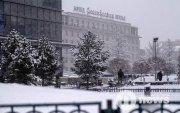 Улаанбаатарт цас орно