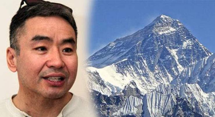 Ж.Бямбасүрэн: Энэ жил Эверистийн оргилд гарна