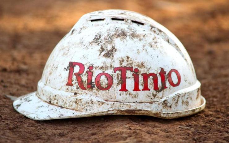Оюутолгой төслийн хэрэгт Рио Тинто холбоогүй