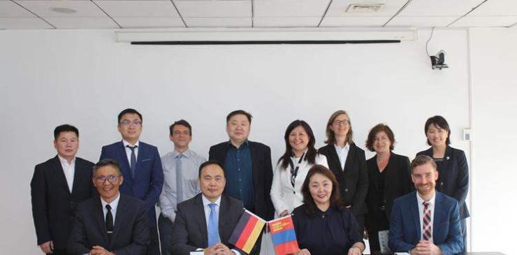 Монгол-Германы хамтарсан ашигт малтмал, технологийн их сургуулийг хотхоноор нь хөгжүүлнэ