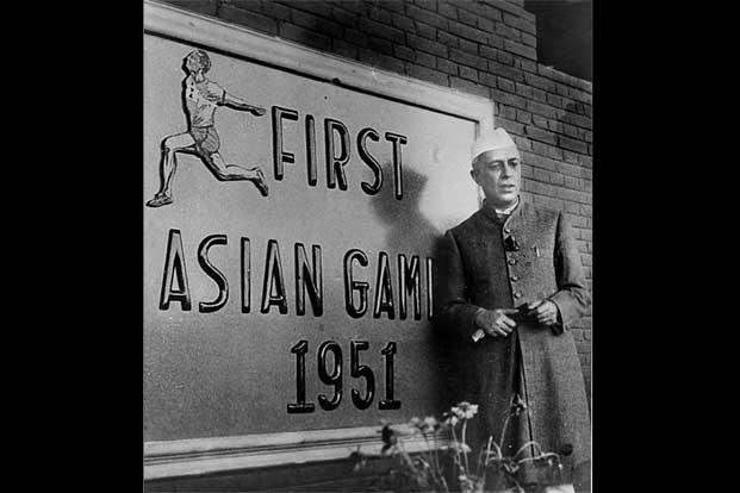 Азийн наадмын түүхээс