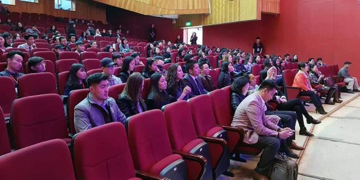 """""""TEDx"""" залуучуудын чуулганыг дэмжиж ажиллалаа"""