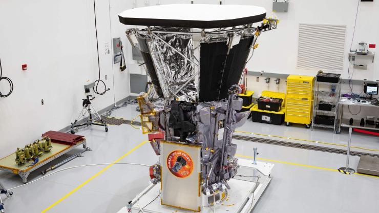 NASA нарыг судлах сансрын хөлгөө хөөргөлөө