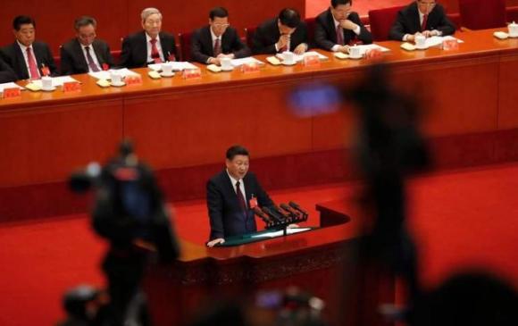 Онцлох үйл явдал: Хятадын коммунист намын ардын их хурал