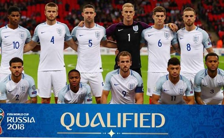 Англи улсын шигшээ баг
