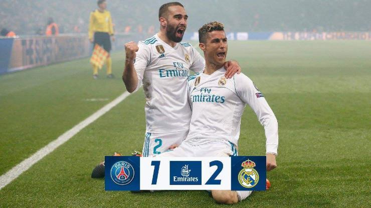 Каземирогийн гоол Реал Мадрид клубт ялалт авчирлаа