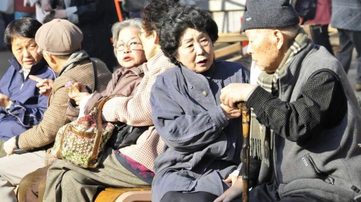 Японд өндөр настнууд зориудаар гэмт хэрэг, зөрчилд холбогдох болжээ
