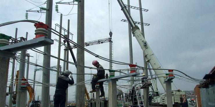 Гурван дүүрэгт цахилгаан хязгаарлана