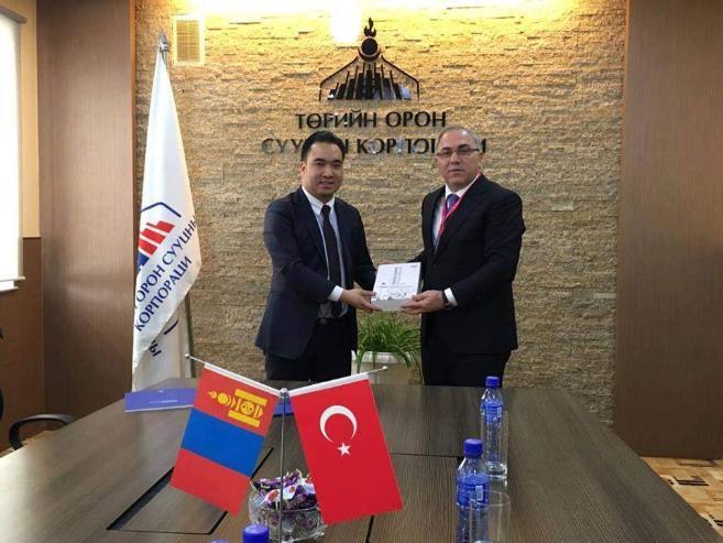 Бүгд Найрамдах Турк Улсын TOKI сард 5000 айлын орон сууц ашиглалтад оруулдаг
