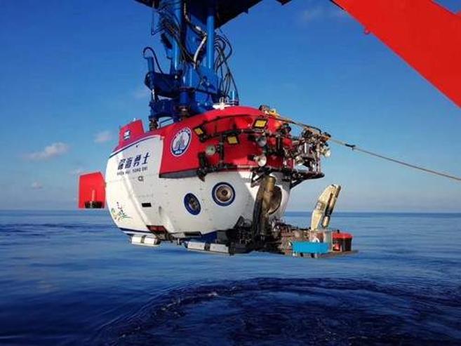 Хятадын археологичид далайн гүнд хайгуул хийнэ