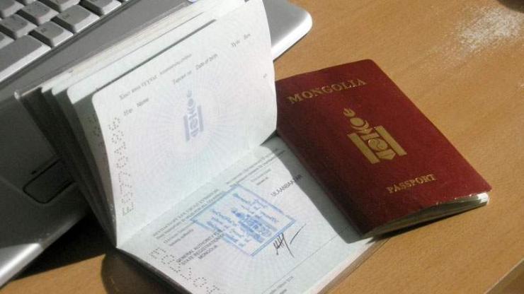 """Гадаад паспортын """"яаралтай"""" захиалгыг зогсоожээ"""