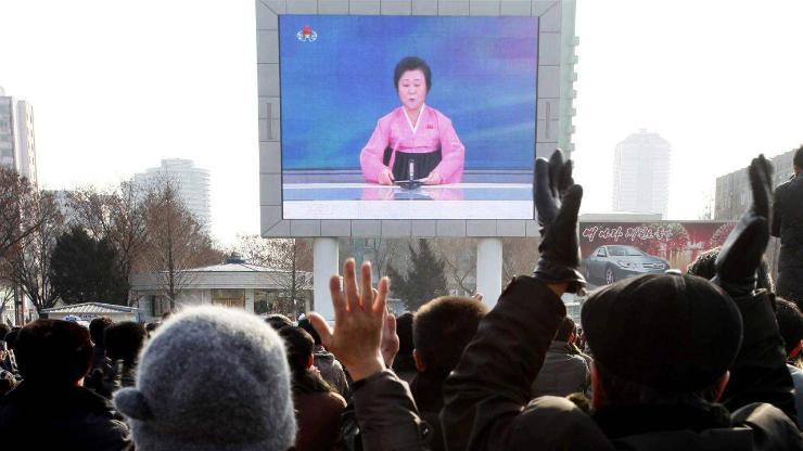 """Хойд Солонгосын """"Ягаан хатагтай"""""""