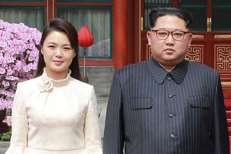 Ким Жон Ун эхнэрээ тэргүүн хатагтайгаар өргөмжилжээ