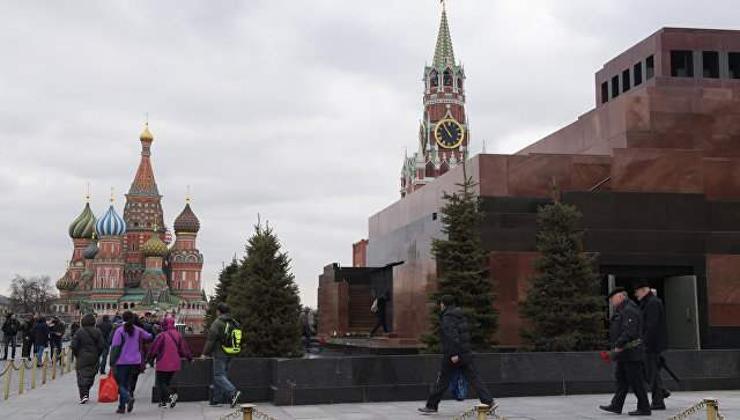 Москваг Оросын нийслэл болгосны 100 жил тохиолоо