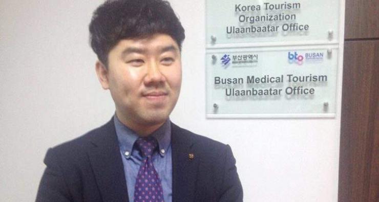 Ким Ү Ён: Монголоос найман хүн Бусанд мэргэжил дээшлүүлсэн