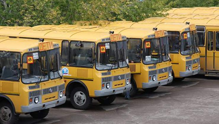 Сургуулийн 12000 автобус борлогджээ